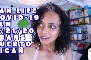 Van Life Transgender NYC COVID-19 Black Lives Matter