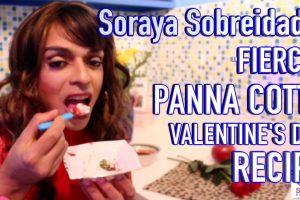Soraya's Gluten and Dairy Free Panna Cotta