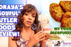 Soraya's Soyful Butler Foods Soy Curls Taco Crumbles Review